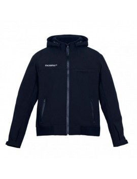 CHAQUETA  SOFTSHELL BLACK