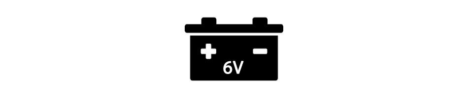 CONVENCIONAL 6V